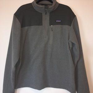 Patagonia Quarter Zip Fleece Jacket